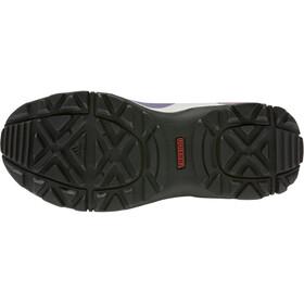 adidas TERREX Hyperhiker Low Zapatillas Senderismo Niños, tech purple/core black/shock red